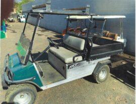 2008 Club Car XLT Utility Cart $4500