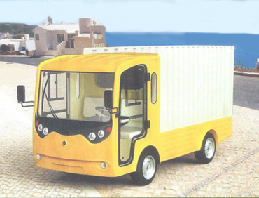 2019 Advanced EV Industrial Cargo (Enclosed Bed)