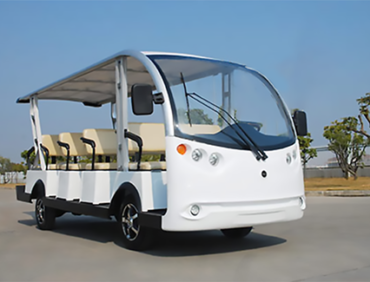 2019 Advanced EV Shuttle Bus