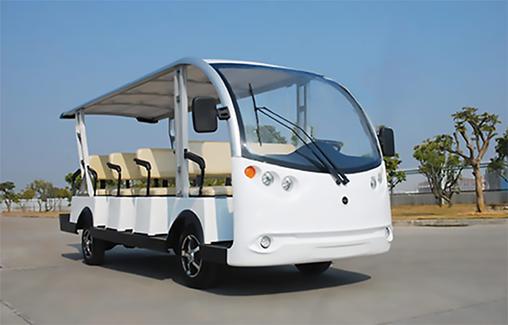 2019 Advanced EV Shuttle Bus