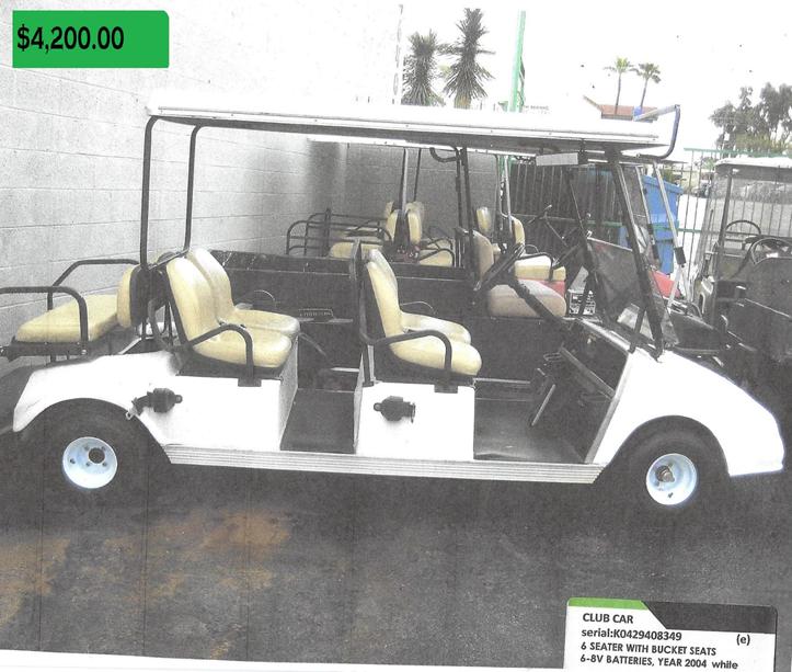 Refurbished Golf Carts Used Carts For Sale Cartz Partz Phoenix