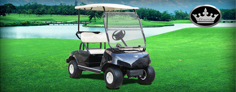 New Evolution Golf Carts