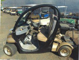 Gem 2 seater Electric Cart $3000