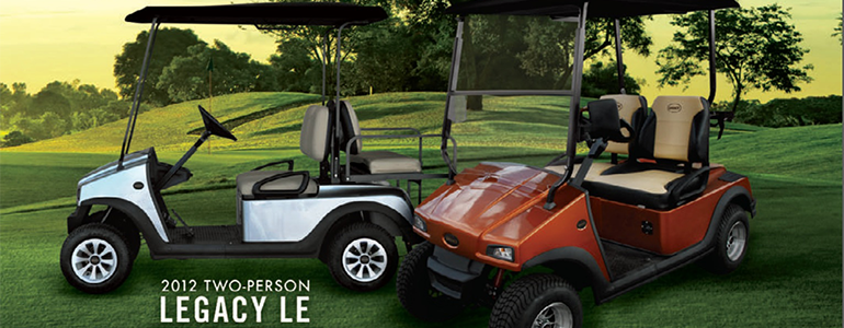 New or Refurbished Golf Carts